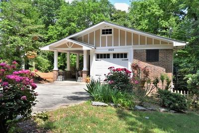 Atlanta Single Family Home For Sale: 1925 Windemere Drive NE