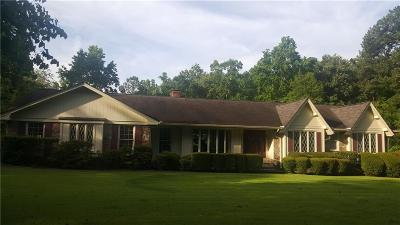 Conyers Single Family Home For Sale: 2816 Orchard Road SW