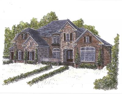 Milton GA Single Family Home For Sale: $1,599,900