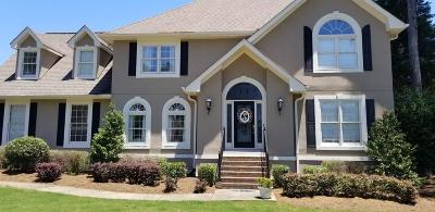 Snellville Single Family Home For Sale: 1412 Bromley Drive