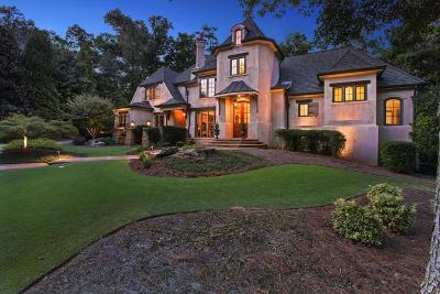 Suwanee Single Family Home For Sale: 979 Middle Fork Trail