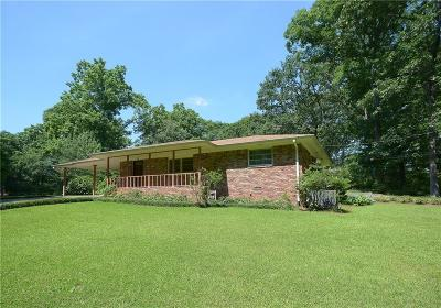 Single Family Home For Sale: 1648 Hammond Woods Circle SW
