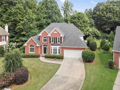 Alpharetta Single Family Home For Sale: 370 Creekside Drive