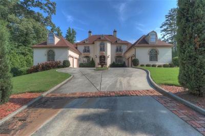 Single Family Home For Sale: 6915 Prestons Estates