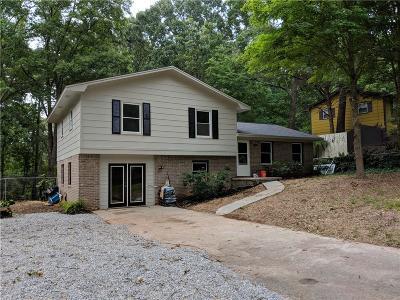 Suwanee Single Family Home For Sale: 3833 Cherokee Trail