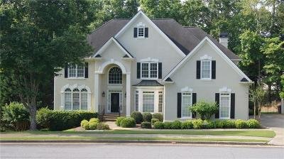 Roswell Single Family Home For Sale: 5065 Eves Place