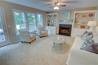 Peachtree Corners, Norcross Single Family Home For Sale: 4615 Avocet Drive