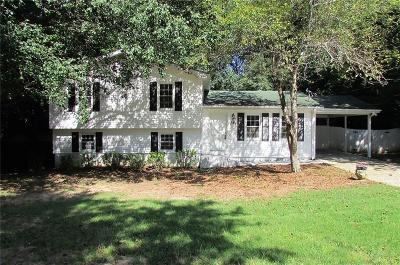 Lawrenceville Single Family Home For Sale: 147 Mediterranean Lane