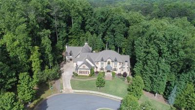 Marietta Single Family Home For Sale: 311 Anders Path