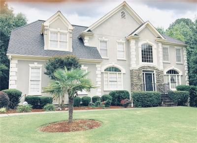 Peachtree Corners Single Family Home For Sale: 4997 Audley Lane
