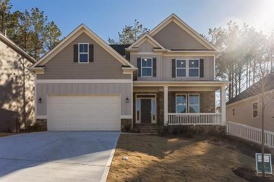Acworth Single Family Home For Sale: 122 Lilyfield Lane