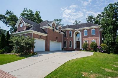 Alpharetta Single Family Home For Sale: 170 Wrights Mill Place