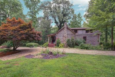 Cumming Single Family Home For Sale: 7400 Cox Road