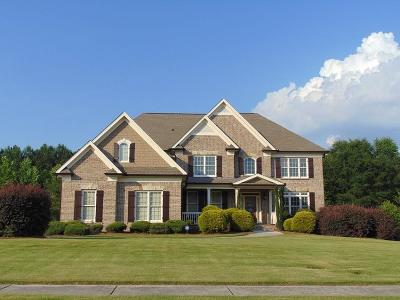 Dacula Single Family Home For Sale: 2112 Rosebury Park Drive