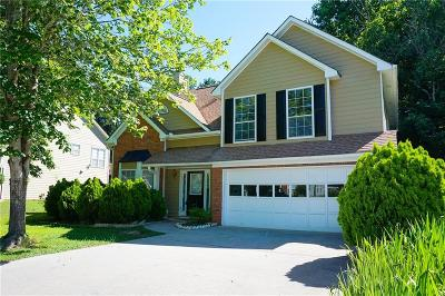Single Family Home For Sale: 4114 Berkeley Mill Close
