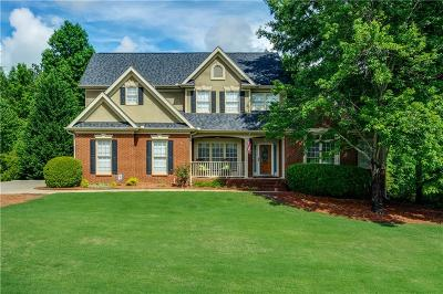 Grayson Single Family Home For Sale: 185 Amberbrook Circle