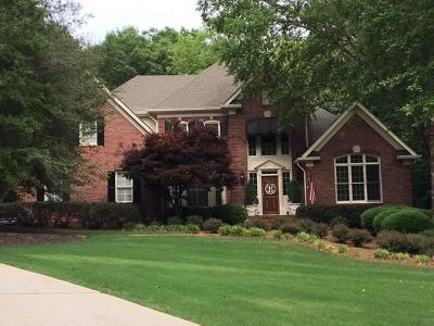 Alpharetta Single Family Home For Sale: 805 Buttercup Trace