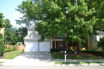 Roswell Single Family Home For Sale: 7020 Foxberry Lane