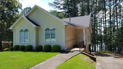 Buford Single Family Home For Sale: 6270 Shadburn Ferry Road