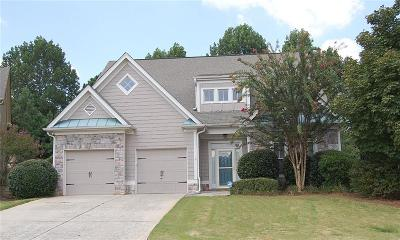 Acworth Single Family Home For Sale: 1936 Tranquil Field Way NW