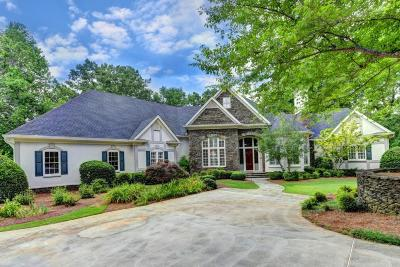 Alpharetta Single Family Home For Sale: 4410 Old Wesleyan Woods