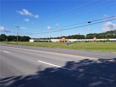 Calhoun Commercial For Sale: Outlet Center Drive