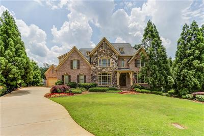 Sandy Springs Single Family Home For Sale: 500 Park Gate Court