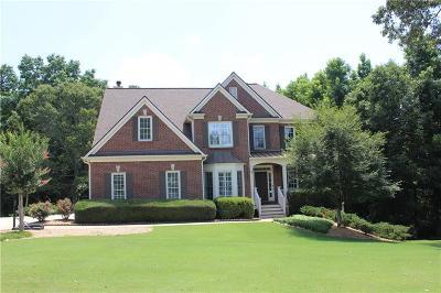Cumming Single Family Home For Sale: 6040 Fox Creek Drive