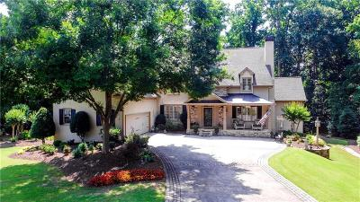 Johns Creek Single Family Home For Sale: 9245 Prestwick Club Drive