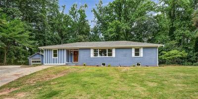 Single Family Home For Sale: 775 Linnwood Court SE