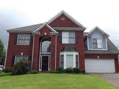 Suwanee Single Family Home For Sale: 247 Ridge Oak Circle
