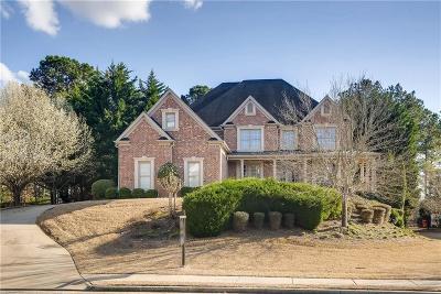 Canton Single Family Home For Sale: 3018 Woodbridge Lane