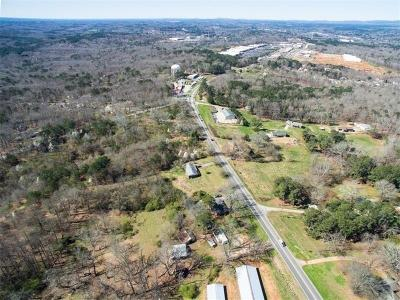 Canton Land/Farm For Sale: 3166 Cumming Highway