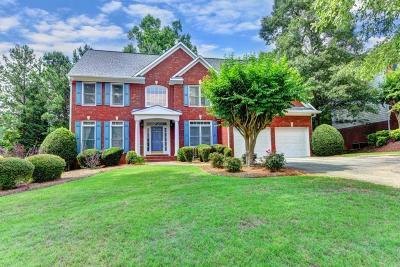 Johns Creek Single Family Home For Sale: 5610 Millwick Drive