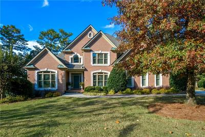 Snellville Single Family Home For Sale: 2404 Glenmore Lane