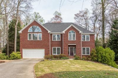 Roswell Single Family Home For Sale: 950 Allenbrook Lane