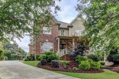 Marietta Single Family Home For Sale: 2464 Canopy Glen