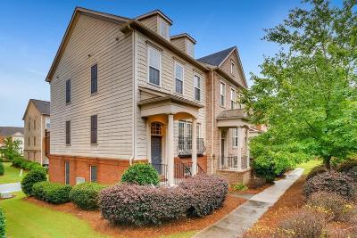 Smyrna Condo/Townhouse For Sale: 4859 Seldon Way SE