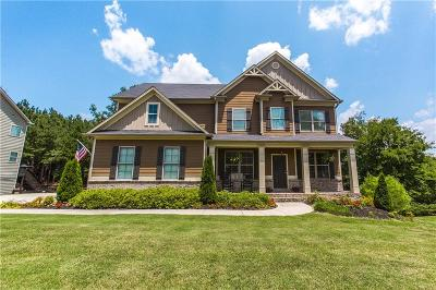 Acworth Single Family Home For Sale: 122 Talking Leaves Court