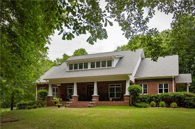 Single Family Home For Sale: 11905 Hutcheson Ferry Road