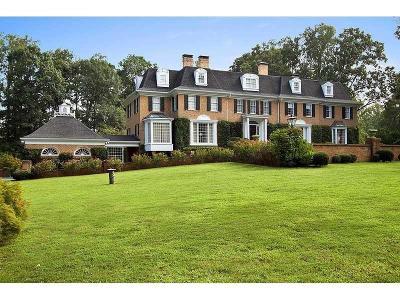 Atlanta GA Single Family Home For Sale: $3,986,700