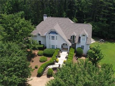 Alpharetta Single Family Home For Sale: 15465 Alpha Woods Drive
