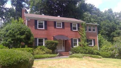Peachtree Hills Single Family Home For Sale: 244 Eureka Drive NE
