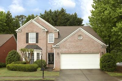 Single Family Home For Sale: 2098 Gramercy Circle