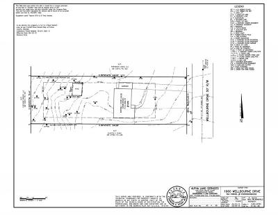 Residential Lots & Land For Sale: 1960 Wellbourne Drive