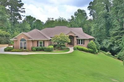 Braselton Single Family Home For Sale: 2001 Burgundy Drive