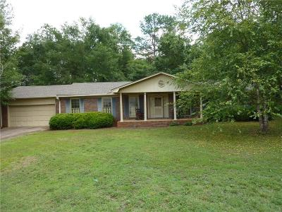 Cartersville Single Family Home For Sale: 2 Maple Drive