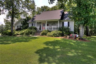 Rome Single Family Home For Sale: 1516 Mathis Road SE
