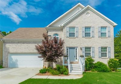 Braselton Single Family Home For Sale: 317 Franklin Street