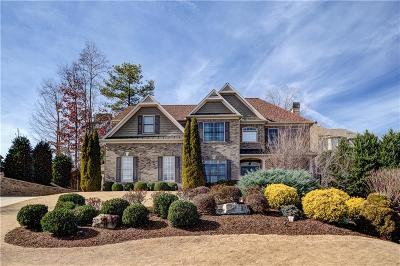 Cherokee County Single Family Home For Sale: 5134 Millwood Drive